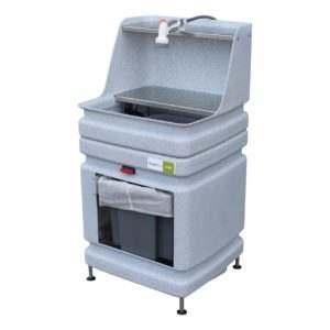 Spoelbak afvalwater AS50A-5