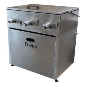 Brush 600 washingmachine Trivec Eco Solutions