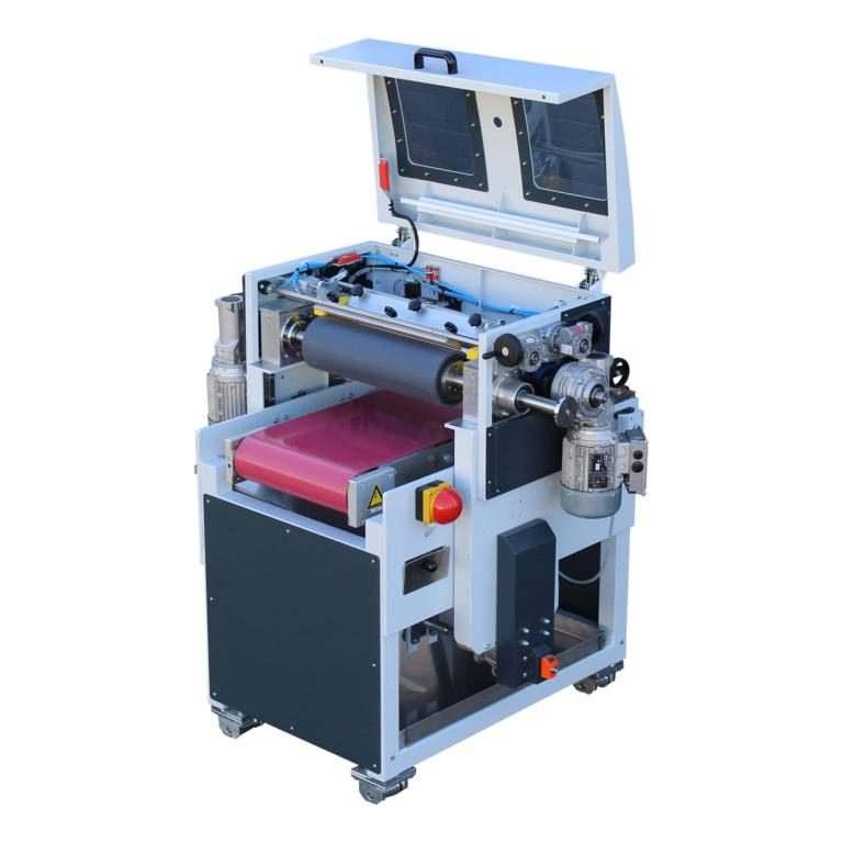 TRV450C Premium Single Coater Trivec Coating Solutions