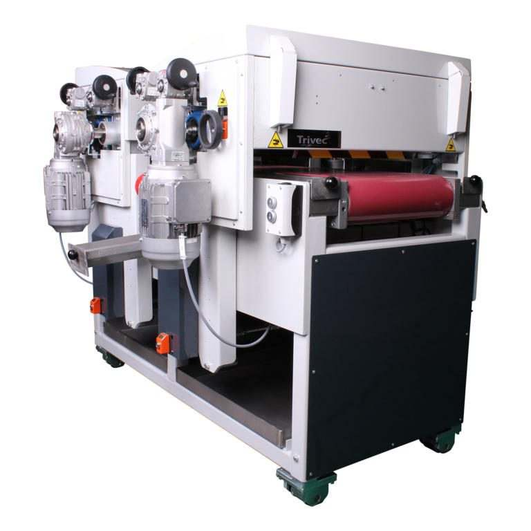 TRV450DC Premium Double Roller Coater Trivec Coating Solutions