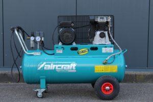 Aircraft Compressor 10 bar 1
