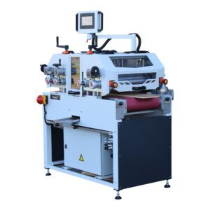 Experience Double Roller Coater 2
