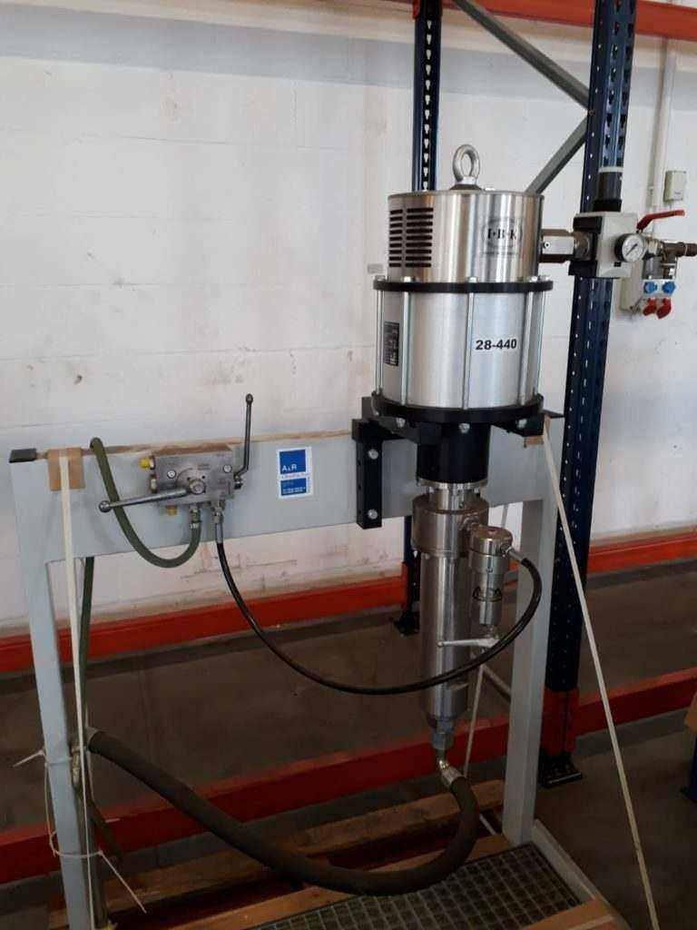 B-1300 Spraying Machine