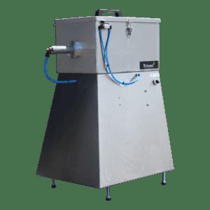 Pneumatische borstelwasmachine Trivec Eco Solutions 1