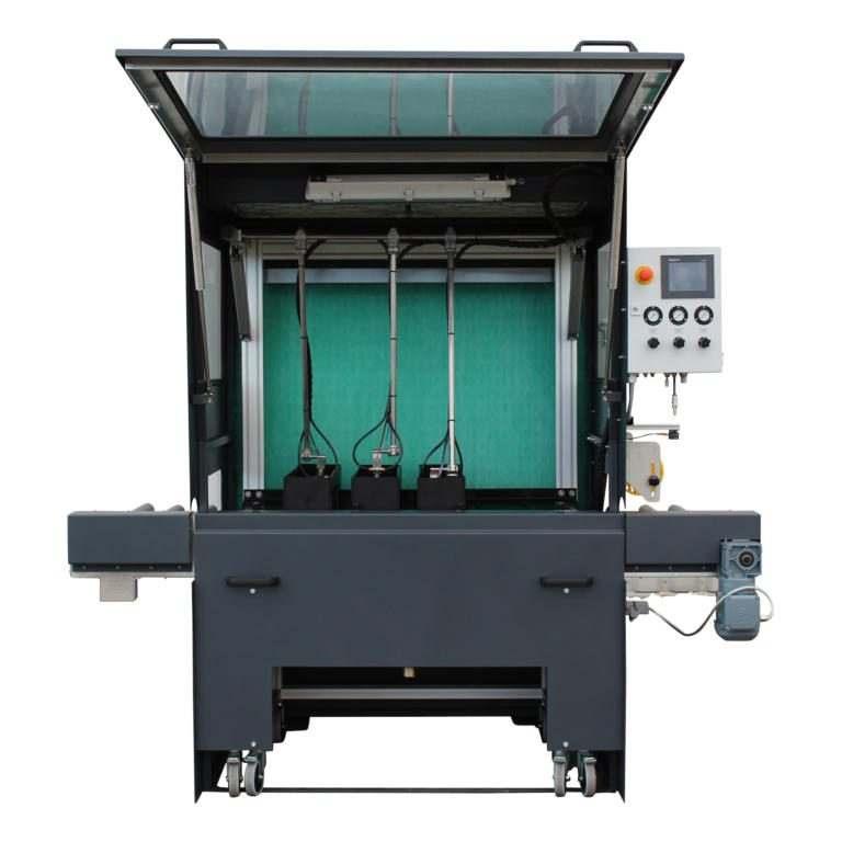 TMC400QS Spraymachine Trivec Coating Solutions (4)